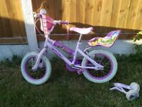 "Princess Kids Bike 14"" Wheel"