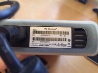 Western Digital WD 500GB USB External Hard Drive