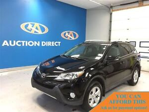 2013 Toyota RAV4 XLE (A6), BLUETOOTH, BACK UP CAM, FINANCE NOW!