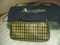 Genuine Vintage Aquascutum bag