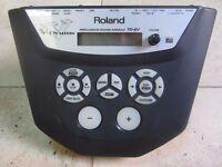 Roland TD-6V Electronic V Drum Module Brain