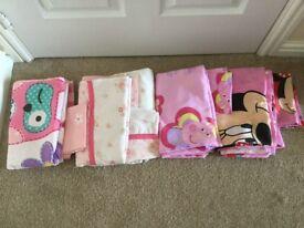 4 sets of cot bed bedding