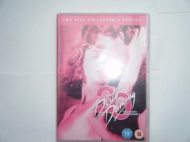 Dirty Dancing. 2Disc Twentieth Anniversary Collector`s Edition. Used