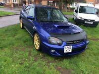 Subaru Impreza 2.0 sports ##LOOK##