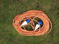 25 metre Caravan /Camping hook up cable