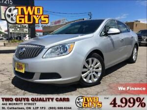 2013 Buick Verano ALLOYS BLUETOOTH 2.4L KEYLESS ENTRY