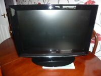 26inch TV 1080P LCD with Integrated Freeview