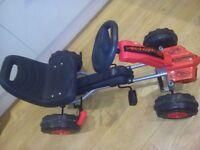 Reduced to £30 Blaze Go Kart