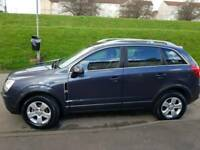 Vauxhall opel Antara 4x4 2l cdti very low mileage for sale or swap