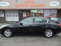 2011 Infiniti G37X WHAT A BEAUTY!!! AWD, LEATHER, SUNROOF...
