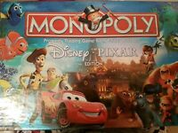 Limited edition Disney pixar monopoly