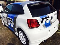VW POLO 1.2 R SPECIAL EDITION