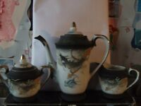 Chinese coffee set