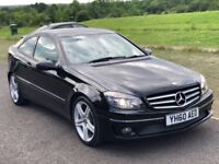 Automatic Mercedes CLC180 SE Petrol,1 Previous Owner, 3 M Warranty, Leather Seats,S.History