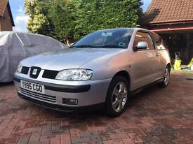 Seat Ibiza Very low mileage, excellent condition!! PRICE DROP