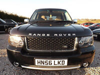 2010 Land Rover Range Rover V8 Vogue