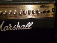 Marshall 100w guitar conbo amp.