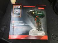 Parkside Impact Drill. NEW