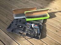 Ryobi ESD-6040V and ASD50 Auto Feed Screwdriver Screw Gun