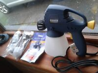 Power Craft 100w electric spray gun - brand new in box