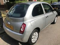NISSAN MICRA E 1.0 / ONLY 35K / LONG MOT / LOW INSURANCE / £995 ono