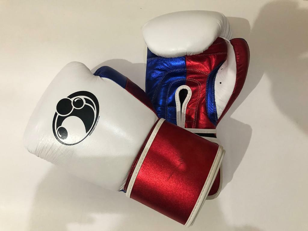 New custom grant boxing gloves,winning also available,print your name or  logo on it,free postage | in Brick Lane, London | Gumtree