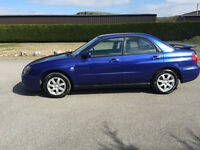 Subaru Impreza GX sport non turbo