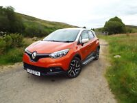 Renault Captur for sale in pristine condition with mot till May 2017