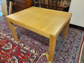 Habitat dining table