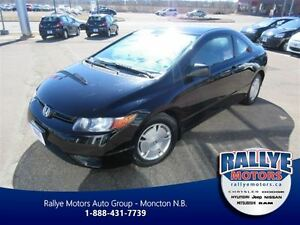 2008 Honda Civic DX-G! Only 50 KM! Trade -In! Save!