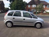 2003 Vauxhall Meriva 1.6 Manual 5Doors With 12 Month MOT PX Welcome