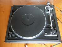 Turntable Record player Dual