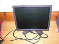 14 inch Flat screen monitor