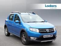 Dacia Sandero STEPWAY LAUREATE DCI (blue) 2014-10-30