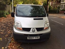renault traffic 2007 VERY GOOD CONDITION 12 MONTH MOT