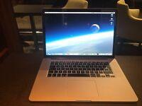 "Apple MacBook Pro Retina 15.4"" Late 2013 - 2.3GHz i7 - 16GB RAM - 512GB Flash"