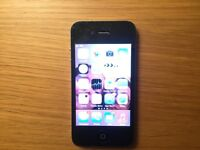 iPhone 4 8gb EE slight screen damage but works good