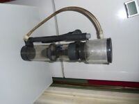 Marine and freshwater equipment