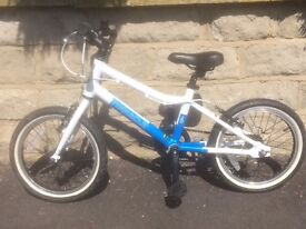 Child's 16inch Pinnacle Koto bike, used but in great condition and working order