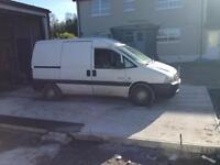 Citroen dispatch 1.9 D parts