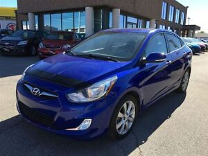 2014 Hyundai Accent GLS WITH MOONROOF & ALUMINUM RIMS