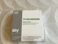Sky-Wireless-MINI-WiFi-Connector-SD501-Anytime TV On Demand for Sky HD / HD+ Box