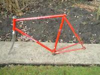 Vintage - Peugeot Clubman Bicycle Frame,