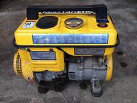 Suzuki SE700A petrol generator