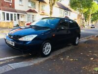 **AUTOMATIC**FORD FOCUS ICE COLD AIR CON**TAX**MOT**INSURED**HISTORY INC CAMBELT DONE