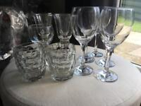 Selection of glasses