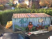 Shipping container 20ft x 8ft