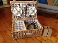 Picnic Basket/Hamper - New & Unused.