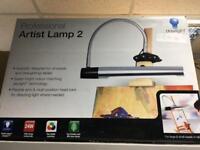 The Daylight company - Professional artist lamp 2 - New (rrp £125!)