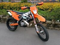 Ktm 300 exc 2017 (0 FORMER KEEPERS) GREAT ENDURO MACHINE (NO OFFERS)